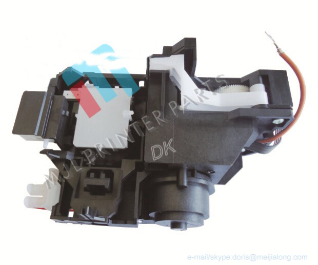 Clean Unit Pump Assy Pumping ink for epson R1390 R1400 ME1100 inkjet printer Clean unit Pump assy