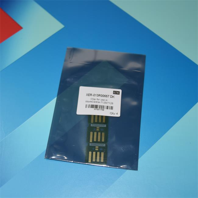 Xerox Drum Unit Cartridge Chips 013R00662 Drum Reset Chip for Xerox WC 7525 7530 7535 7545 7556 7830 7835 7845 7855
