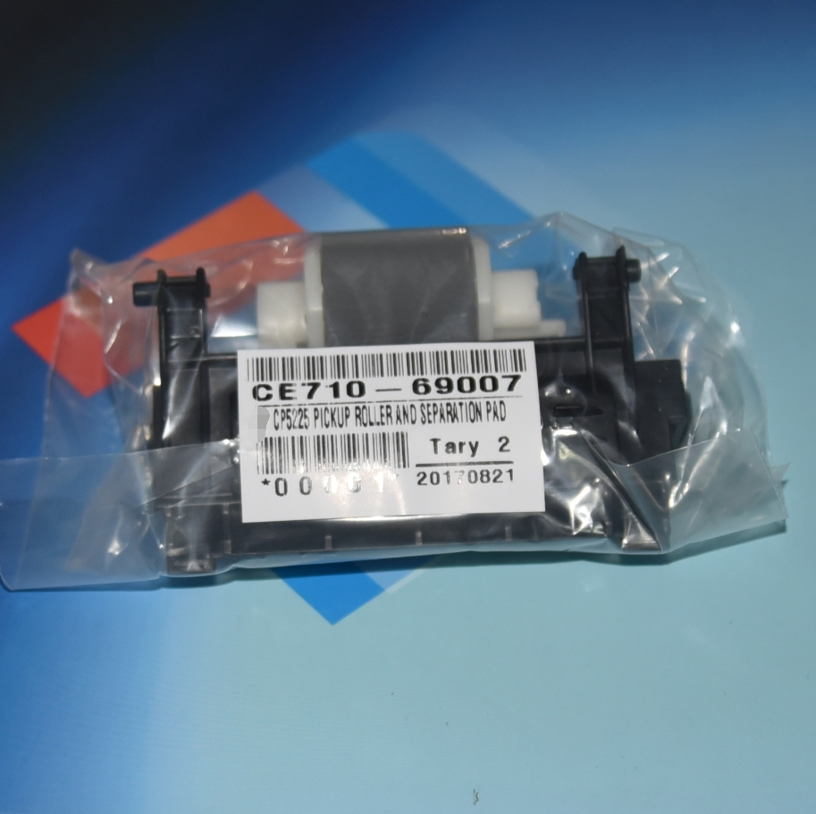 HP CE710-67007 CE710-69007 Separation Pad & Pick Up Roller Assembly for HP CP5525 M750 CP5225 M775