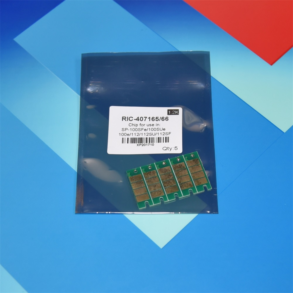 Ricoh Toner Chip for Ricoh SP-100 SP-100su SP-100sf SP-110 SP-110q SP-110suq SP-111 SP-111sf SP-112 SP-112sf
