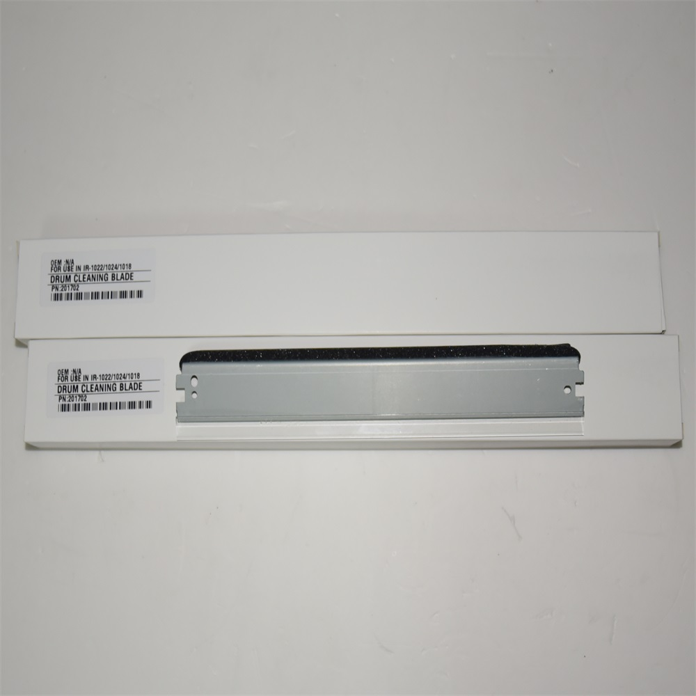 Canon Copier Parts Drum Cleaning Blade for Canon IR1018 IR1019 IR1022 IR1022if IR1023 IR1024 IR1024if IR1025 IR1435