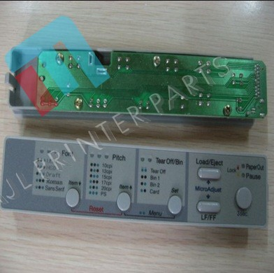 EPS FX890 FX2175 FX2190 LQ590 LQ2090 control panel , English version