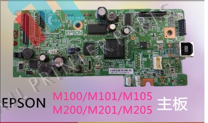 mainboard for EPSON M100 M101 M105 M200 M201 M205