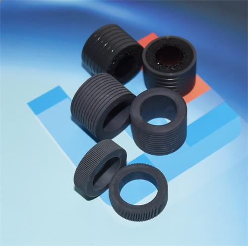 PA03575-K011 PA03575-K013 PA03575-K012 pick roller brake roller rubber for fujitsu fi-6800 fi-6400